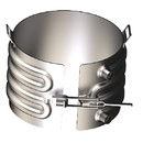 Basco Plate Coil Heater or Cooler Carbon Steel - 5 Gallon