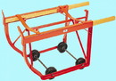 Basco Combination Drum Cradle 4 Inch Steel Wheels