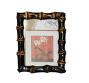 Bamboo54 Bamboo Root Dark Picture Frame
