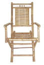 Bamboo54 5108 Bamboo folding chairs with arms