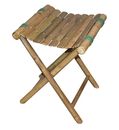 Bamboo54 Folding Bamboo Foot Stool Matches 5106
