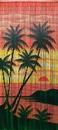 Bamboo54 5293 Diamond Head Palm Curtain