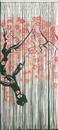 Bamboo54 53003 Cherry Blossom, Bamboo Curtain