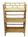 Bamboo54 5404 Shelf Bamboo 3 Tier 41
