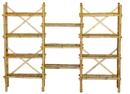 Bamboo54 5609 Bamboo expanded shelf