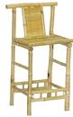 Bamboo54 5611 Bamboo knock down bar stool