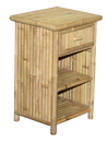 Bamboo54 Slimmer Profile Night Stand With Drawer