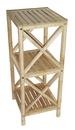 Bamboo54 Bamboo 3 Tier Bath Shelf