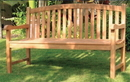 Bamboo54 TF11 Teak Oval Bench