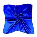 TOPTIE Women's Silk Like Neckerchief Square Solid Color Neck Scarf Satin Handkerchief Hair Wraps 23 inch