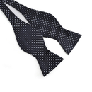 TOPTIE Men And Boys Bow Tie Formal Self Tie Pattern Printed Bowtie, 7 Designs
