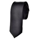 TOPTIE Men's Solid Color Skinny Necktie, 2