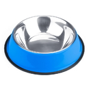 Brybelly 24oz. Blue Stainless Steel Dog Bowl