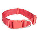 Brybelly Large Red Adjustable Reflective Collar