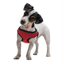 Brybelly Medium Red Soft'n'Safe Dog Harness