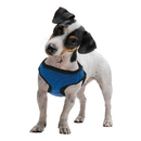 Brybelly Medium Blue Soft'n'Safe Dog Harness