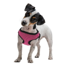 Brybelly Large Pink Soft'n'Safe Dog Harness