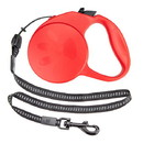 Brybelly 10-foot Red Extra-Small Retractable Dog Leash