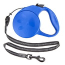 Brybelly 10-foot Blue Extra-Small Retractable Dog Leash