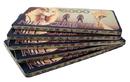 Brybelly 10 $5000 Nile Club 40 Gram Ceramic Poker Plaques