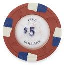 Brybelly Poker Knights 13.5 Gram, $5, Roll of 25