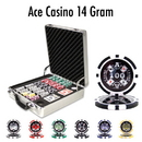 Brybelly 500 Ct - Custom Breakout - Ace Casino 14 Gram - Claysmith