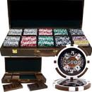 Brybelly 500 Ct - Custom Build - Ace Casino 14 Gram - Walnut Case
