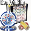 Brybelly 1,000 Ct - Pre-Packaged - Ben Franklin 14 G - Acrylic