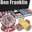 Brybelly 600 Ct - Custom Breakout - Ben Franklin 14 G - Aluminum