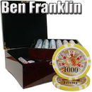 Brybelly 750 Ct - Pre-Packaged - Ben Franklin 14 G - Mahogany