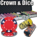 Brybelly 600 Ct - Custom Breakout - Crown & Dice 14 G - Aluminum