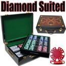 Brybelly 500 Ct - Custom Breakout -  Diamond Suited 12.5g - Hi Gloss
