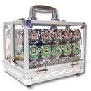 Brybelly 600 Ct - Custom Breakout - Hi Roller 14 G - Acrylic