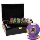 Brybelly 500 Ct - Custom Breakout - Kings Casino 14 G- Black Mahogany
