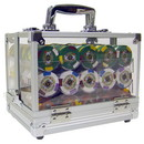 Brybelly 600 Ct - Custom Breakout - Kings Casino 14 G - Acrylic