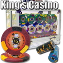 Brybelly 600 Ct - Pre-Packaged - Kings Casino 14 G - Acrylic