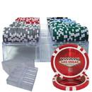 Brybelly 200 Ct - Custom Breakout - Las Vegas 14 G - Acrylic Tray