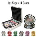 Brybelly 500 Ct - Custom Breakout - Las Vegas 14 G - Claysmith