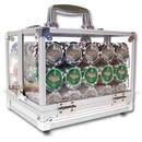 Brybelly 600 Ct - Custom Breakout - Las Vegas 14 G - Acrylic
