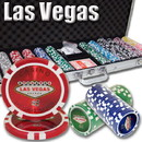 Brybelly 600 Ct - Custom Breakout - Las Vegas 14 G - Aluminum