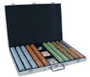Brybelly Custom - 1000 Ct Monte Carlo Chip Set Aluminum Case
