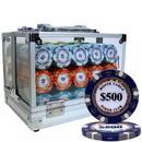 Brybelly Custom - 600 Ct Monte Carlo Chip Set Acrylic Case