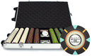 Brybelly 1000Ct Custom Claysmith 'The Mint' Chip Set in Rolling