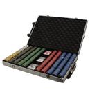 Brybelly Custom - 1000 Ct Nevada Jack 10 Gram Chip Set Rolling Case