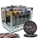 Brybelly Custom Breakout -600 Ct Nevada Jack 10 Gram Acrylic Chip Set