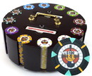 Brybelly 300Ct Custom Claysmith Gaming 'Rock & Roll' in Carousel