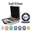 Brybelly 500 Ct - Custom Breakout - Scroll 10 G - Claysmith