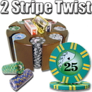 Brybelly 200 Ct - Custom Breakout - 2 Sripe Twist 8 G - Carousel