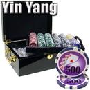 Brybelly 500 Ct - Custom Breakout - Yin Yang 13.5 G - Black Mahogany