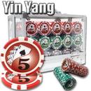 Brybelly 600 Ct - Custom Breakout - Yin Yang 13.5 G - Acrylic